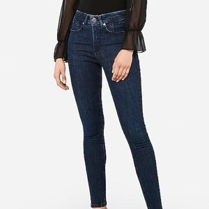 Express High Waist Perfect Lift Skinny Jeans